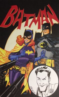 "I love Dave Johnson's ""Liberace-esque"" take on The Joker... LOL"