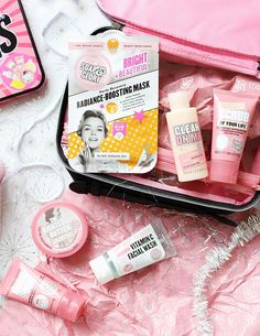 Soap & Glory Glow Maintenance Gift Set From Boots - Life in Excess Blog