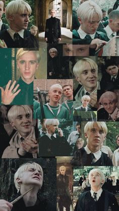 Harry Potter Actors, Draco And Hermione, Harry Potter Draco Malfoy, Harry Potter Tumblr, Harry Potter Fandom, Harry Potter Memes, Potter Facts, Severus Snape, Ron Weasley