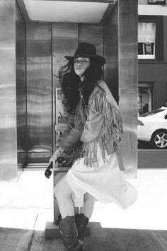 cowgirls - M: Jen Dau, P: Gavin Rea (Fashion Gone Rogue January 2014)