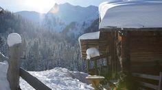 geführte Skitour - Speikboden - Henne zur Innerhoferalm in Weißenbach