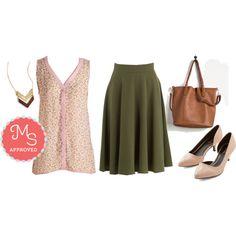 Minus the green skirt..