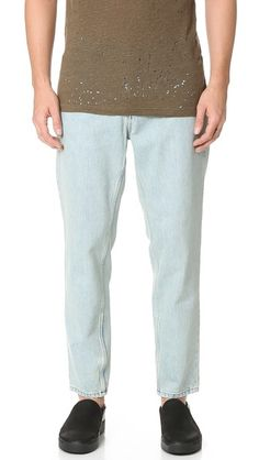 IRO Bobby Drop Crotch Relaxed Fit Jeans
