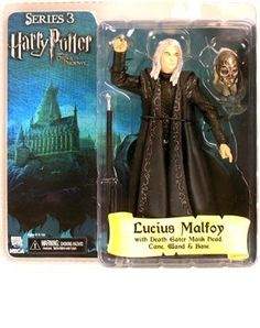 Harry Potter and the Order of the Phoenix 7 Inch Series 3 Action Figure Lucius Malfoy Harry Potter the Order of the Phoenix http://www.amazon.com/dp/B0016BUY30/ref=cm_sw_r_pi_dp_mgTqub1V7TB5G