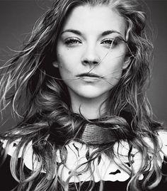 Natalie Dormer photographed by Nathaniel Goldberg for V Magazine, September 2013