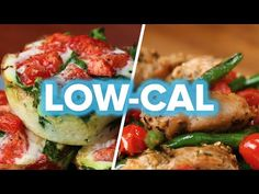 Low-Calorie Meal Prep Your Day - YouTube