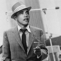 Barack Sinatra - The Vocal President