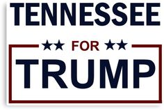 Tennessee for Trump