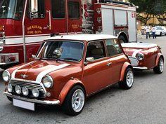 Camper Trailers, Campers, Mini Clubman, Mini Cooper S, Classic Mini, Cool Cars, Motors, Minis, Dan