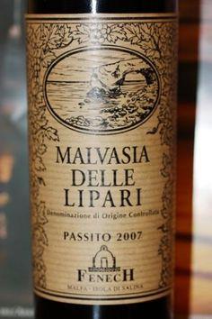 Malvasia Delle Lipari DOC 2007 - Fenech
