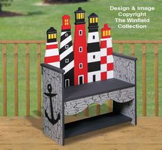 New lighthouse backing for my inter-changeable bench, looks pretty similar in size.