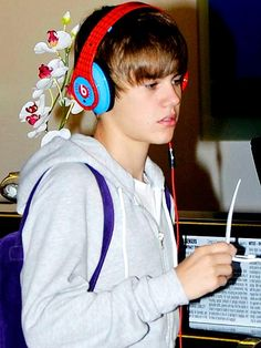 ustbeats by Justin Bieber for Beats by Dr. Dre headphones , $180