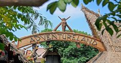 I got Adventureland! Which Disneyland Land Are You? | Oh My Disney