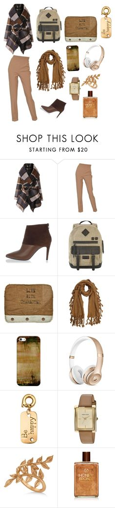 """Untitled #23"" by fitri-navilah ❤ liked on Polyvore featuring Chicwish, Hermès, Pierre Hardy, Sherpani, Vintage Addiction, Casetify, nikki lissoni, Anne Klein and Allurez"
