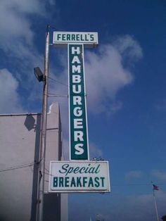 "Ferrell's Madisonville KY, stretching the ""southern"" location but I've eaten here, when living in Kentucky."