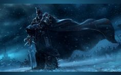 Free Fantasy Artwork World Of Warcraft Arthas Lich King, wow, fantasy wallpapers, fantasy art, digital art, fantasy illustration, science fiction, game wallpapers, xbox 360, ps4, video game, console, computer desktop wallpapers, pictures, images