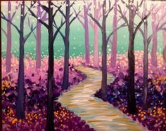 PINOT'S PALETTE STATEN ISLAND. PAINT. DRINK. HAVE FUN  Lavender Lane
