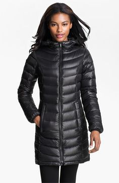 The North Face 'Jenae' Hooded Down Jacket (Nordstrom Exclusive) | Nordstrom
