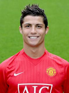 Cristiano Ronaldo's Short Versatile Hairstyle