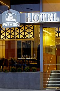 The BEST WESTERN PREMIER Hotel 115 Kew is conveniently located just ten minutes from the Melbourne CBD
