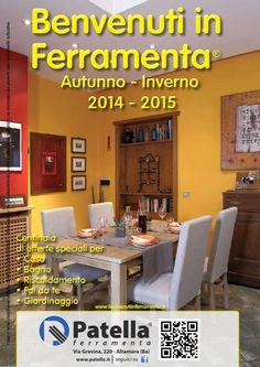 BENVENUTI IN FERRAMENTA  Catalogo Autunno-Inverno 2014-2015