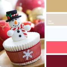 bright red, brown, dark red, magenta, New Year colors, New Year palette, selection of color solution for the new year, shades of brown, shades of winter, turquoise, white color, winter palette 2016.