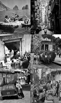 Vintage Napoli