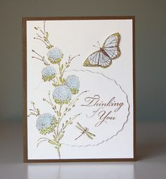 .Delicate Flowers by Penny Black         Product No: 40-103