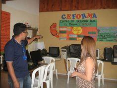 Lo Mejor del Oriente visita instituto infantil 2012.