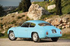 1958 Alfa Romeo Giulietta Veloce Zagato For Sale Rear