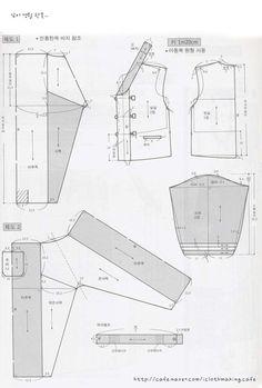 Výsledek obrázku pro hanbok dress pattern