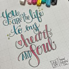 Today's lettering practice. The quote is the daily prompt in the #letteritmay challenge. . Markers are @staedtlermars Triplus Fineliner, @fabercastellglobal Pitt Artist Pen, and @kuretakezig_usa Wink of Stella Brush. #handlettering #fauxcalligraphy #lettering