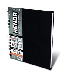 RENDR® No Show Thru Paper Sketchbook, Drawing Pad and Roll is the fine-art paper with no media limitations- No Show Thru Paper Available in several different types of binding and sizes and lays flat. Cheap Craft Supplies, Wholesale Craft Supplies, Craft Supplies Online, Paper Craft Supplies, Art Supplies, Square Sketchbook, Best Sketchbook, Coupon Spreadsheet, Coupon Binder