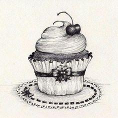 Cupcake frill