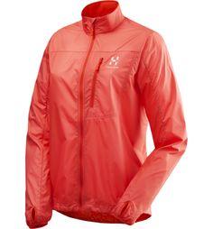 Haglöfsin Shield Jacket -takki on mitä mainioin maastojuoksutakki. Sh. 119,00 euroa #haglöfs