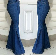 Modelista, African Dress, Wide Leg Jeans, Flare Jeans, Bell Bottoms, Bell Bottom Jeans, Boho Chic, Fashion Dresses, Victoria