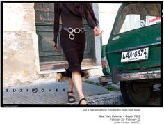 Designer Suzi Roher creates her eclectic, handmade belts in the belief that women appreciate an. Postcards, Designers, Women, Greeting Card, Woman
