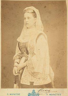 The Royal Chronicles Grand Duchess Olga, Court Dresses, Vintage Photographs, Denmark, Folk Art, Greece, Victorian, Urban, Statue