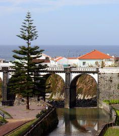 Parque infantil da Cidade da Ribeira Grande S.Miguel Açores