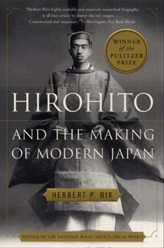 Winner of the Pulitzer Prize  In this groundbreaking biography of the Japanese emperor Hirohito, Herbert P. Bix offers the first complete, unvarnished look at the enigmatic leader whose sixty-three-year reign ushered Japan into the modern world. Never before has the full life of this controversial figure been revealed with such clarity and vividness. Bix shows what it was like to be trained from birth for a lone position at the apex of the nation's political hierarchy and as a revered…