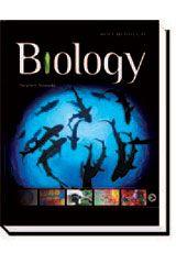 Holt McDougal Biology Homeschool Package -- interactive online curriculum
