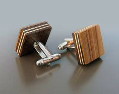 Hey, I found this really awesome Etsy listing at https://www.etsy.com/listing/163568333/wooden-cufflinks-satin-walnut
