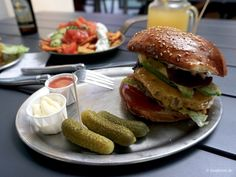 Burger Love Review - Selim's ABC at What's Beef Frankfurt
