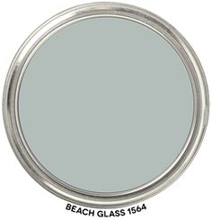 Beach Glass 1564 by Benjamin Moore Island color Bedroom Paint Colors, Interior Paint Colors, Paint Colors For Home, Interior Design, Beachy Paint Colors, Interior Ideas, Modern Interior, Natural Interior, Scandinavian Interior