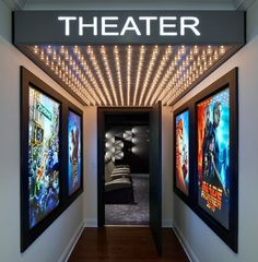 Home Theater Room Design, Movie Theater Rooms, Home Cinema Room, Home Theater Decor, Home Theater Seating, Home Theatre, Cinema Room Small, Small Movie Room, Movie Rooms