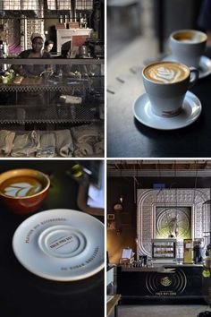 South Africa - 5 coffee shops in Cape Town - HeNeedsFood Coffee Roasting, Cape Town, Coffee Shop, South Africa, Tableware, Bakery, Culture, Ideas, Kaffee