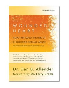 The Wounded Heart: Hope for Adult Victims of Childhood Sexual Abuse. Did this in a group therapy. Highly recommend it. -MP