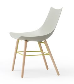 Luc Side Chair - Malik Gallery Collection