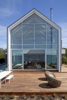 Peconic Breeze | Naiztat + Ham Architects, P.C.; Photo: Speigler Wong Photography | Archinect