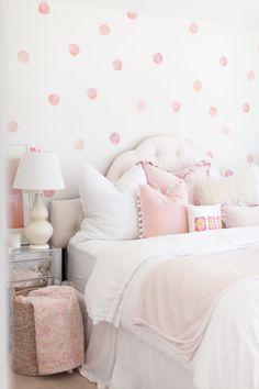 142 best amazing pink bedrooms for girls images little girl rh pinterest com